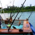 рыбалка в Кении