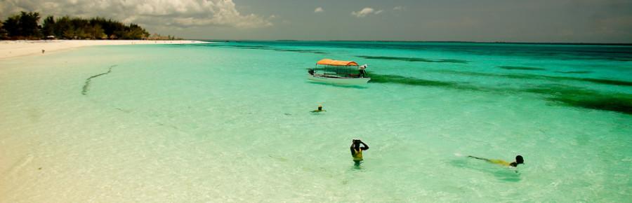 Пляжный отдых в Момбасе